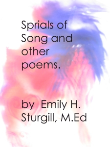Spirals of Song and other poems book cover1